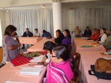 Pueblos Indígenas trabajan activamente en Mesa Regional de Salud