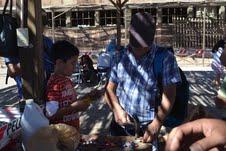 En el Día del Patrimonio, Humberstone se lleno de vida otra vez