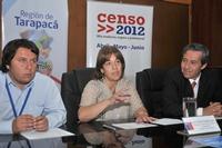 Región de Tarapacá tiene casi la tarea cumplida en el Censo 2012