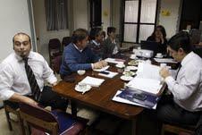 Comisión evalúa proyectos presentados al Fondo de Medios