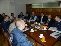Analizan propuesta de infraestructura aeroportuaria en la Región de Tarapacá