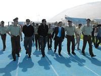 Carabineros dispone de servicios especiales para partido de Deportes Iquique y Colo Colo