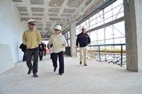 Avanzan obras del nuevo Edificio de la Municipalidad de Iquique
