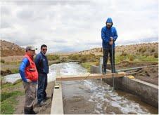 Parte estudio para implementar Plan Maestro de Recursos Hídricos en Tarapacá