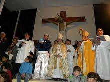 Fe y devoción en actos de inicio de la Fiesta de La Tirana 2012