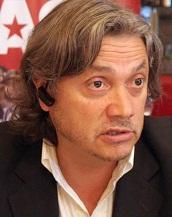 Jorge Soria solidariza con senador Navarro, tras grave accidente