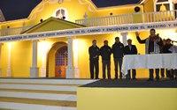 Alto Hospicio rinde masivo tributo a Virgen del Carmen en réplica de Santuario de La Tirana