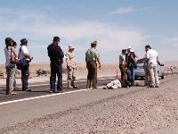 Una mujer muerta y catorce heridos en accidente ocurrido en la ruta A-16