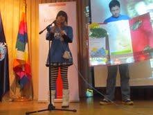 """Color y malabarismo en """"Talent show"""" del Winter Camps en Tarapacá"""