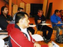 Incorporan a deportistas en talleres de descentraización regional
