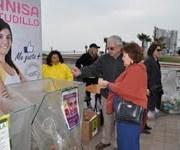 Exitosa campaña ecológica impulsada por candidata Danisa Astudillo