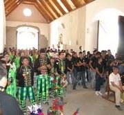 Masiva participación de bailarines y devotos en Fiesta de San Lorenzo