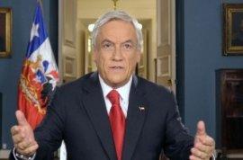 Adimark: Piñera remonta levemente aprobación con un 36% y mantiene 56% de rechazo