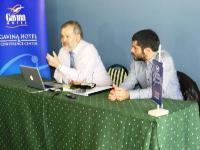 Alejandro Guillier y Germán Gamonal moderarán foros de candidatos a alcaldes en Tarapacá