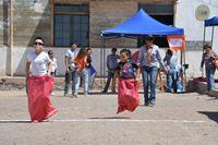 300 personas revivieron tradiciones patrias en  ex oficina salitrera Humberstone