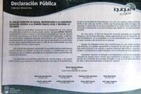 Dubost pedirá reunión con Piñera para plantear oposición de Iquique a termoeléctricas