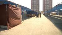 Autoridad Sanitaria levanta acta de exigencias a Sala de Basura de ramadas de Iquique