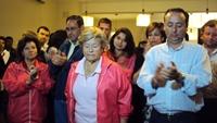 Myrta Dubost reconoció la derrota y felicitó a Jorge Soria