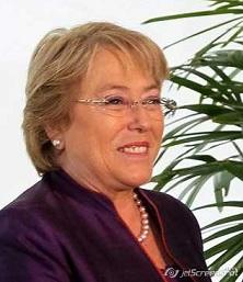 Michelle Bachelet amenaza rechazar la candidatura