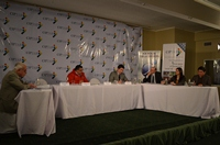 Candidatos a alcaldes de Huara le pusieron color a los foros de CIPTAR