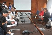 Intendenta de Tarapacá llama a analizar alta abstención de votantes en la región