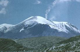 Alerta temprana preventiva por actividad en Volcán Isluga. Se descarta riesgo inmediato en Colchane