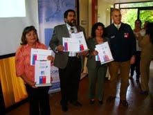 Emprendedores del Tamarugal certificaron sus iniciativas de negocio