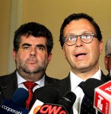 Nuevo caso de corrupción en el ministerio del Interior de Hinzpeter y Ubilla