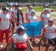 11 medallas obtuvieron niños de la Teletón Iquique en Paraolimpiadas