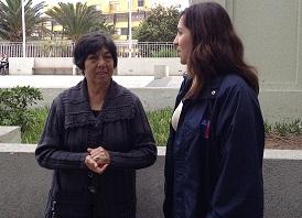Querella contra imputado por femicidio que arriesga pena de 15 años a cadena perpetua