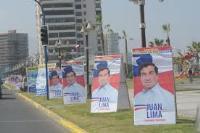 Jefe de Plaza ordena el retiro de la propaganda electoral en Iquique y Alto Hospicio