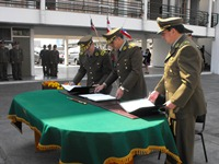 Asumió general Claudio Nash la jefatura de la Primera Zona de Carabineros