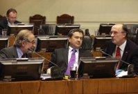 """A las 12.30 horas el Senado inicia última etapa del proyecto de ley """"larga"""" de Pesca"""