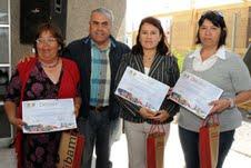 Pobladores de Hospicio acceden a educación digital