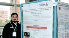 Investigador iquiqueño presentó sus investigaciones en Congreso Agronómico de Chile