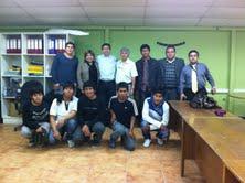 Jóvenes de Pozo Almonte se capacitarán en Santiago y conocerán incubadora de negocios