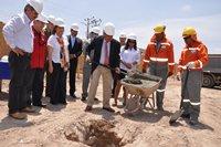 Parten obras de construcción de Municipalidad de Alto Hospicio