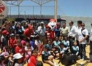 Municipio de Alto Hospicio inicia coordinación para colaborar con la Teletón 2012