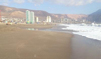 Vistas de Playa Brava