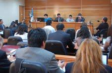 Pilar Sepúlveda desconoció que tuviera conocimiento sobre informe de adjudicación