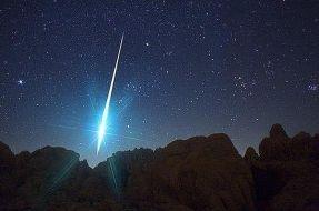 Lluvia de meteoros será visible este jueves 13 de diciembre