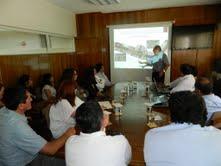 Nuevamente MOP aborda temas de infraestructura y carpeta de proyectos con alcalde Soria