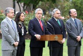 El top 5 de los conflictos de interés en el año 2012 en el Gobierno de Sebastián Piñera