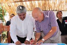 Productores de limón de pica y autoridades firman Acuerdo de Producción Limpia