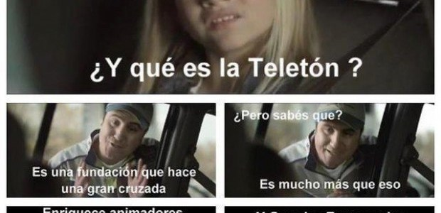 Crítica a la Teletón explota en redes sociales