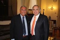 Jorge Soria asistió a la inauguración de la Cumbre CELAC-Unión Europea