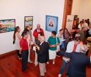 Artista visual Tito Max Barrera expone sus obras en sala Collahuasi