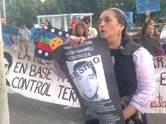 Familia de Matías Catrileo califica accionar del gobierno de irresponsable y racista