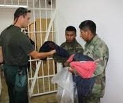 Gendarmería asegura bienestar de soldados bolivianos recluidos en penal de Alto Hospicio