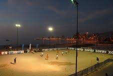 Recreación y deportes habrá durante este verano 2013 en las arenas de playa Cavancha